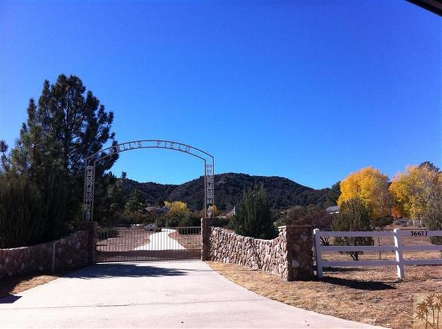 36677 Lion Peak Rd, Garner Valley, CA 92561