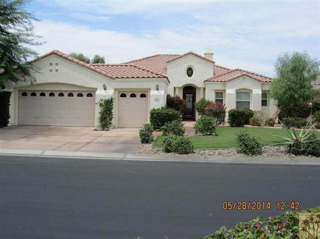 43 Calle Del Norte, Rancho Mirage, CA 92270