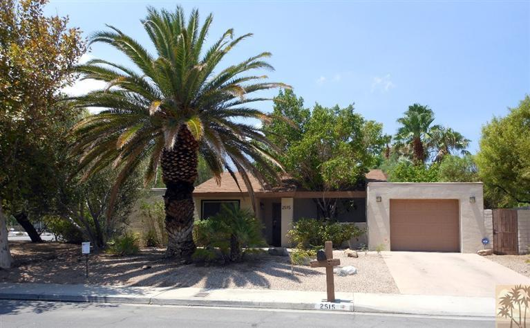 2515 N Hermosa Dr, Palm Springs, CA