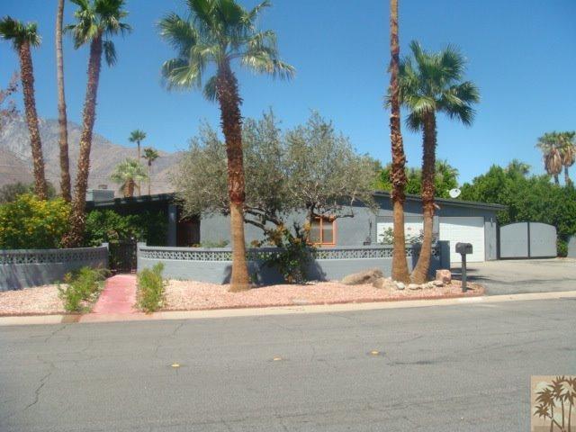 2205 N Cerritos Drive, Palm Springs, CA 92262