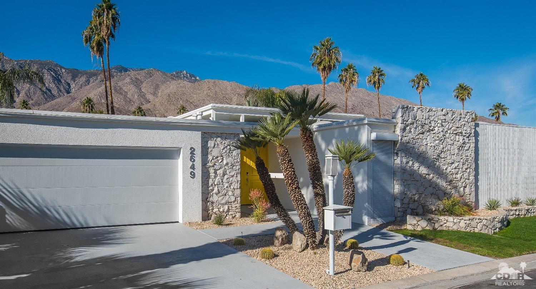 2649 W Kings Rd, Palm Springs, CA