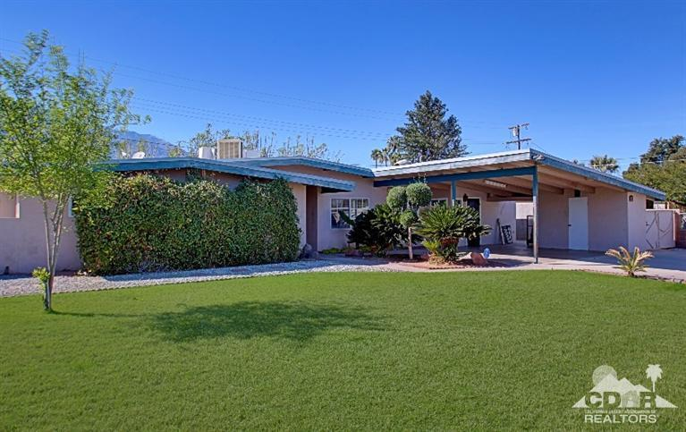 805 S Calle Tomas, Palm Springs, CA