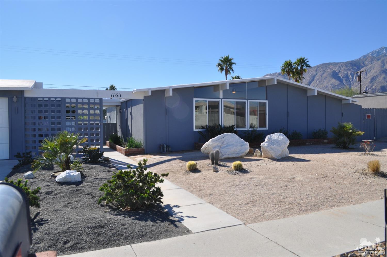 1163 E Francis Dr, Palm Springs, CA