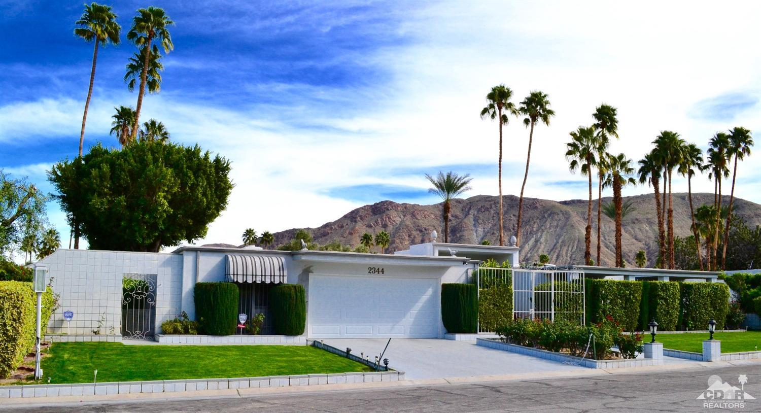 2344 S Yosemite Dr, Palm Springs, CA