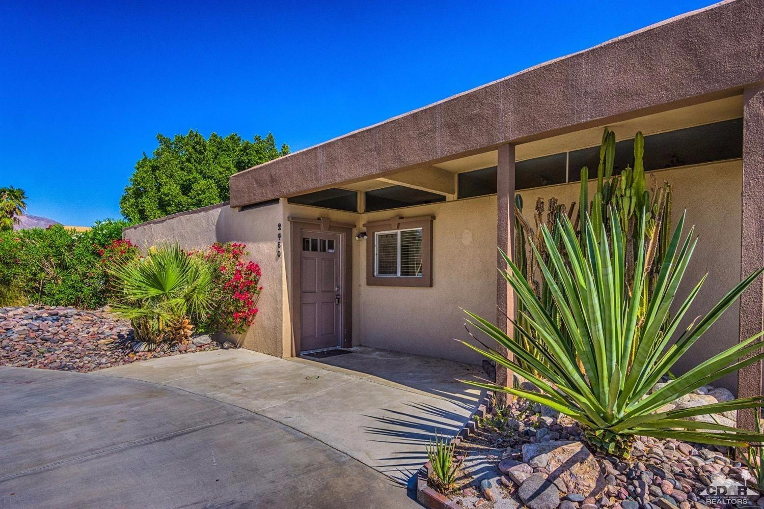 2450 E Rogers Road, Palm Springs, CA 92262
