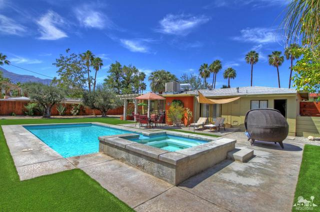 1595 E Chia Rd, Palm Springs, CA 92262