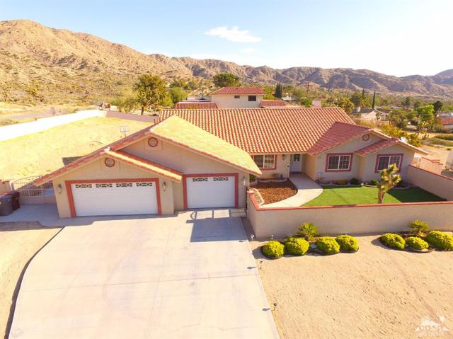 54510 Pinon Dr, Yucca Valley CA 92284