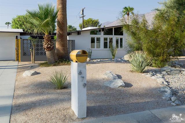 679 E Alexander Way, Palm Springs, CA 92262