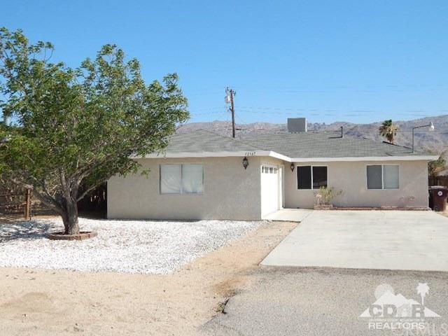 72137 Sun Valley Drive, 29 Palms, CA 92277