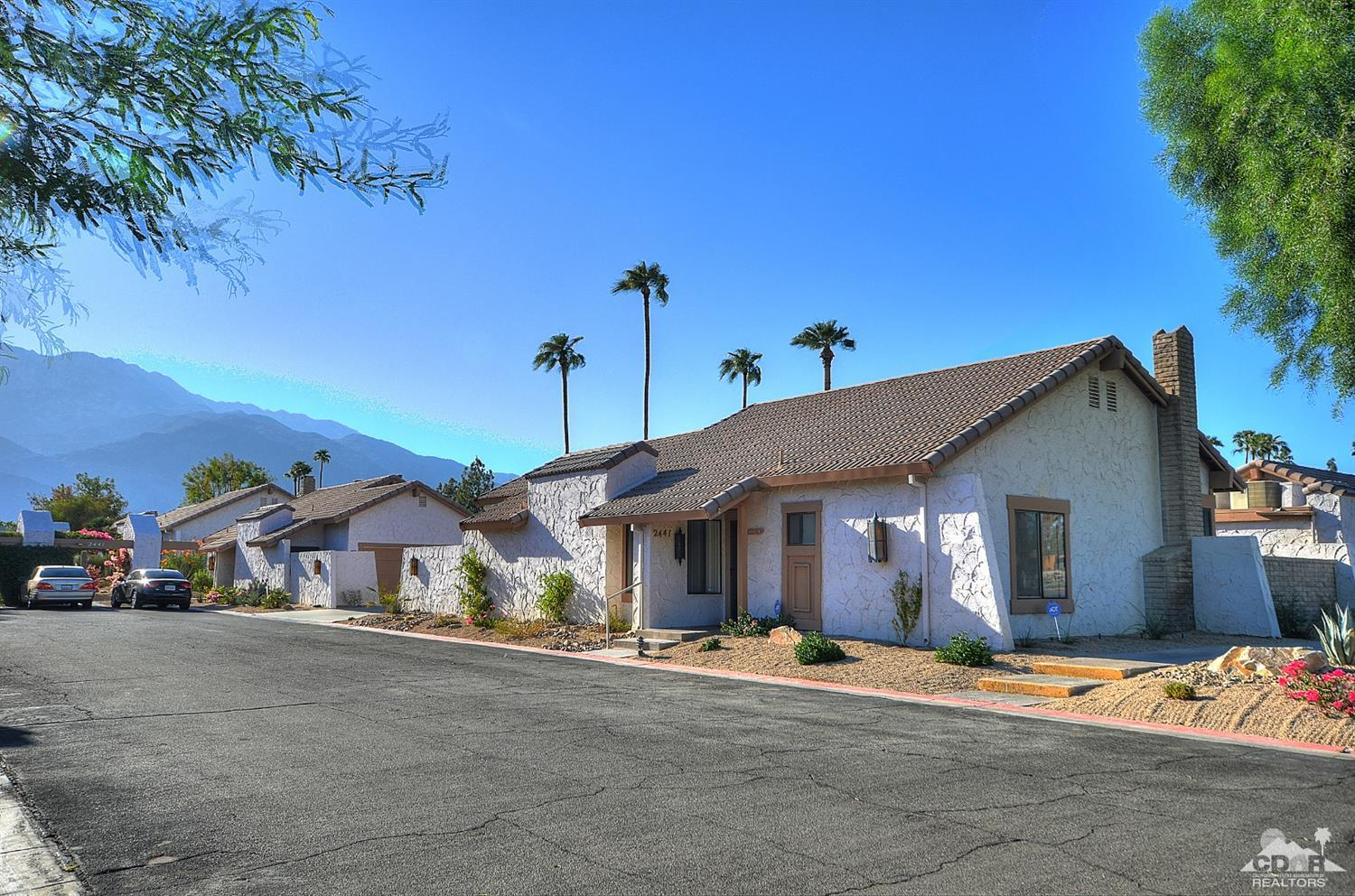 2441 S Gene Autry Trail #A, Palm Springs, CA 92264