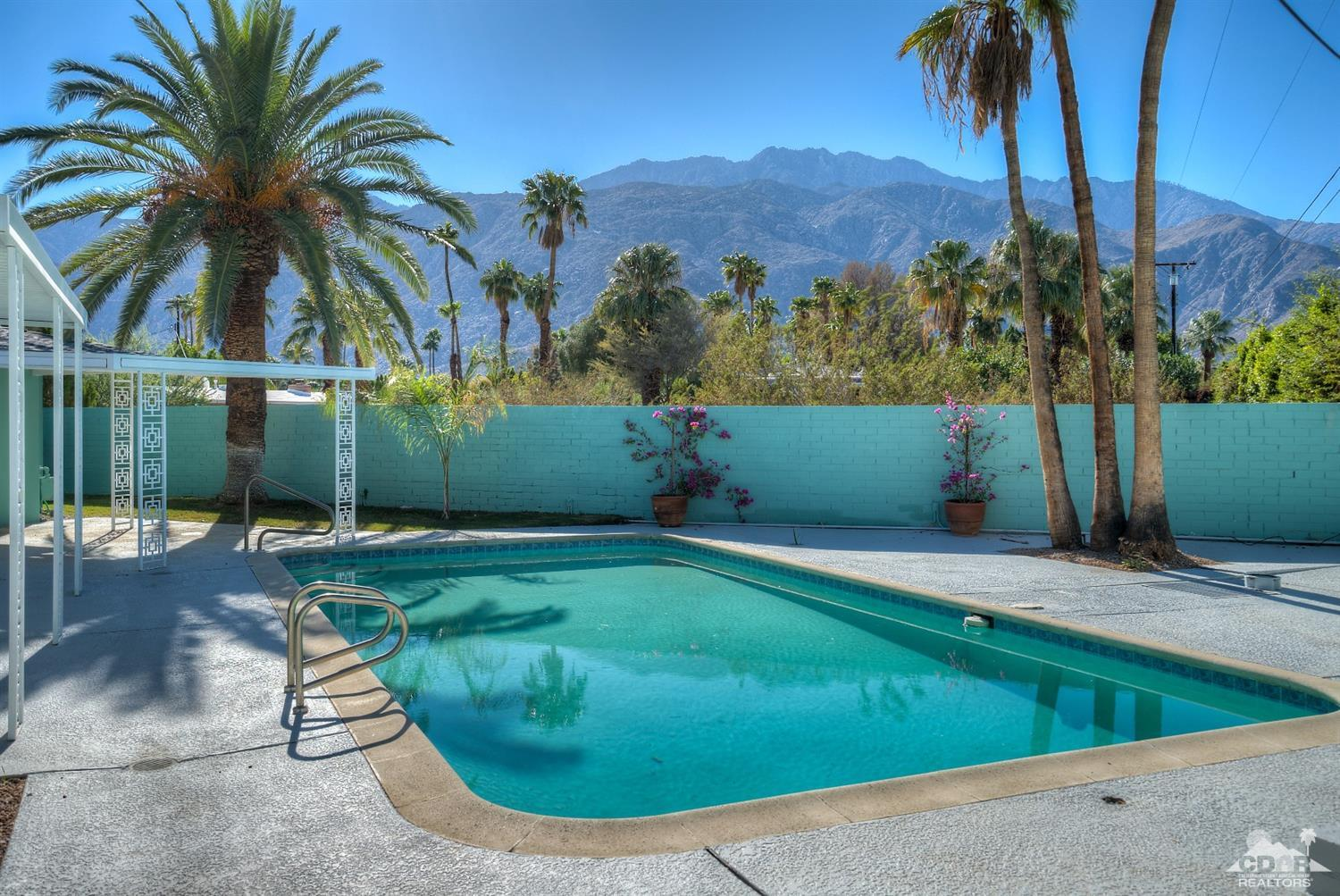 873 N Sunrise Way, Palm Springs, CA 92262