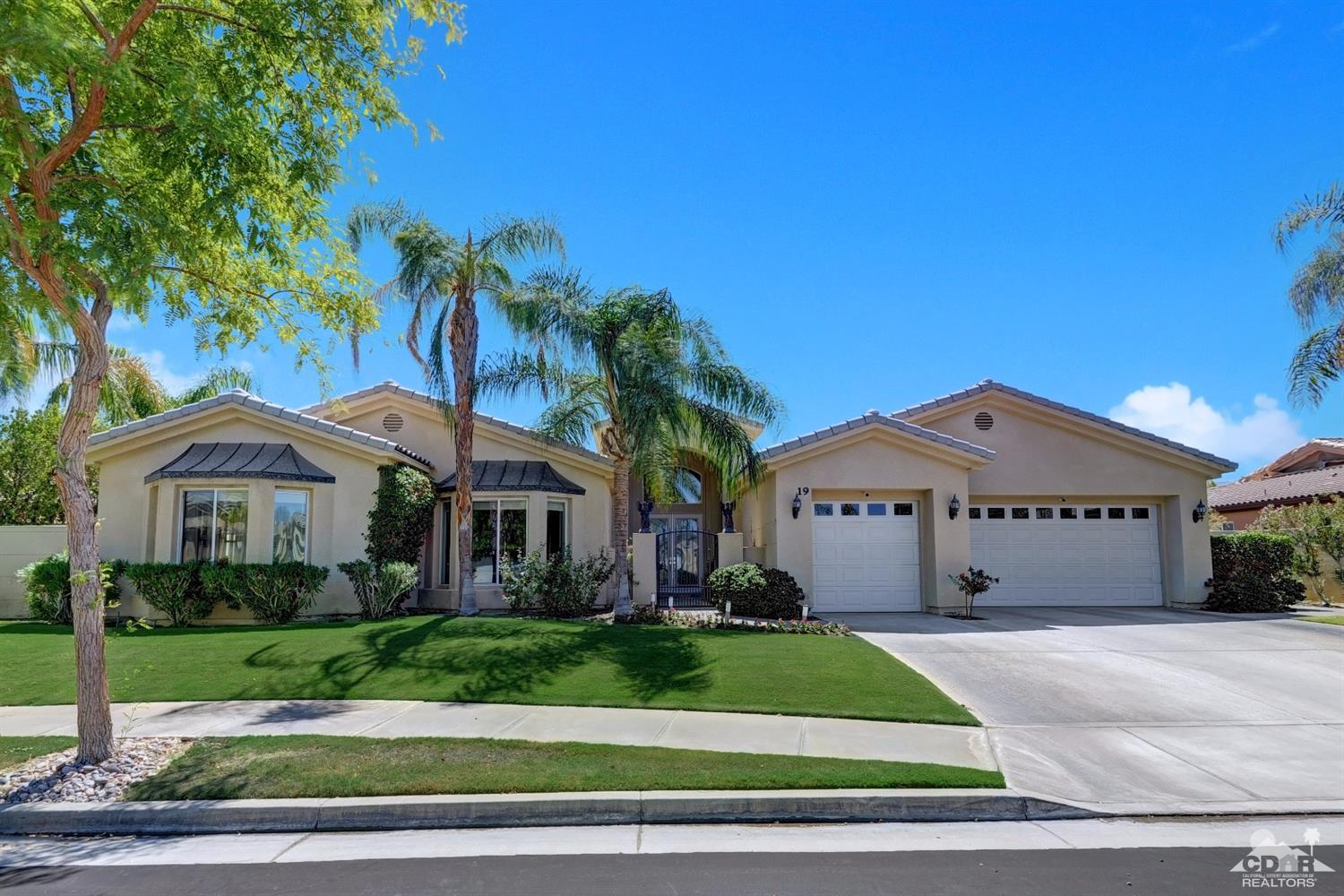 19 Buckingham Way, Rancho Mirage, CA 92270