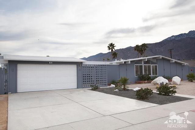 1163 E Francis Dr, Palm Springs, CA 92262