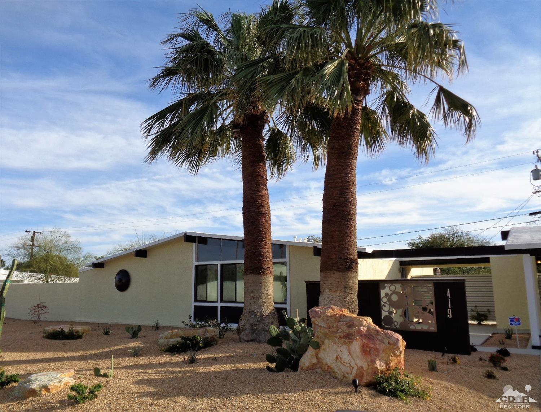 419 E Francis Drive, Palm Springs, CA 92262