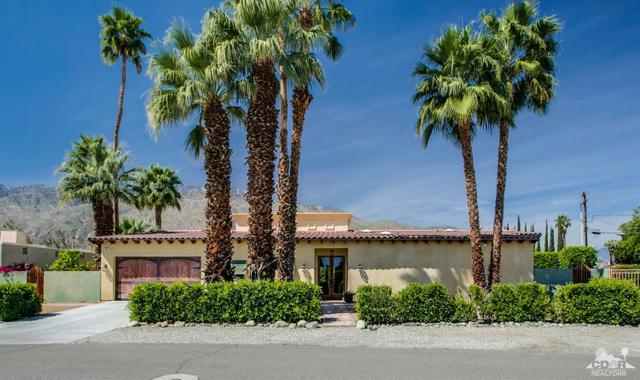 255 N Luring Dr, Palm Springs, CA 92262
