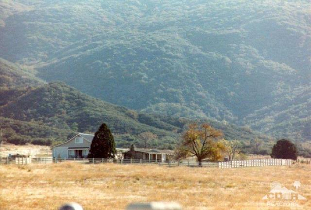 61489 Burnt Valley Road Rd, Anza, CA 92539