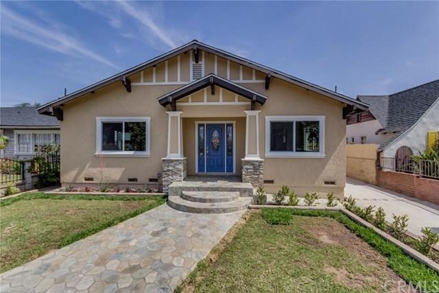 1693 E Elizabeth St, Pasadena, CA 91104