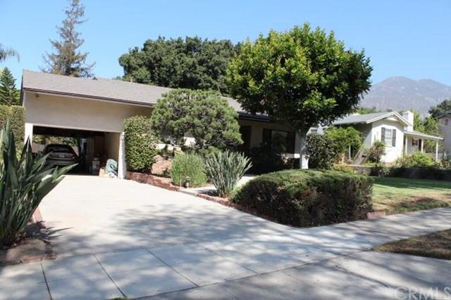 1655 N Santa Anita Avenue, Arcadia, CA 91006