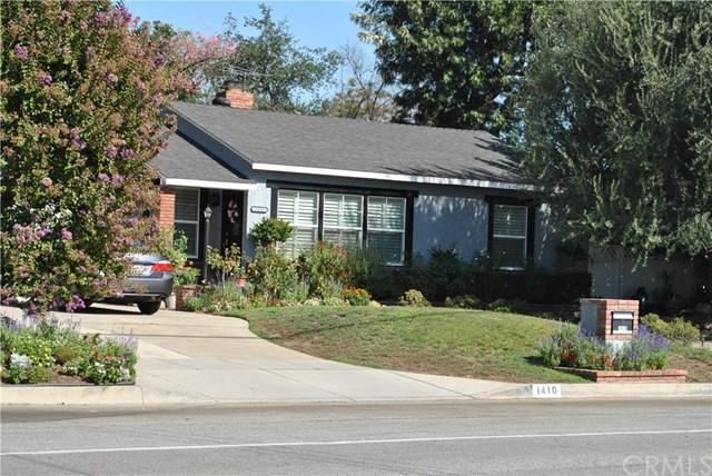 1410 Mayflower Avenue, Arcadia, CA 91006