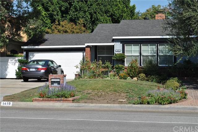 1410 Mayflower Ave, Arcadia, CA 91006