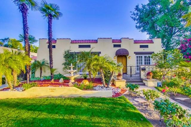 1640 Casa Grande St, Pasadena, CA 91104