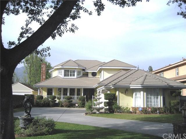 27 W Magna Vista Ave, Arcadia, CA 91007
