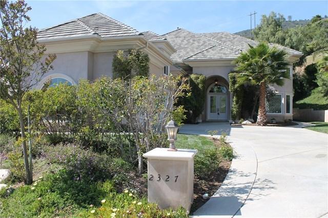 2327 Kinclair Dr, Pasadena, CA 91107
