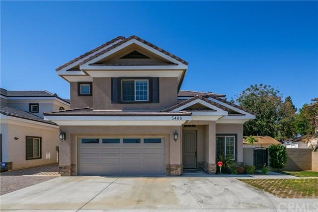 5408 Mcculloch Ave, Temple City, CA 91780