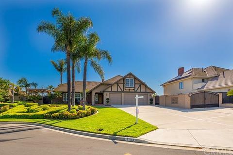 21055 Ridge Park Dr, Yorba Linda, CA 92886