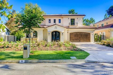 501 Danimere Ave, Arcadia, CA 91006