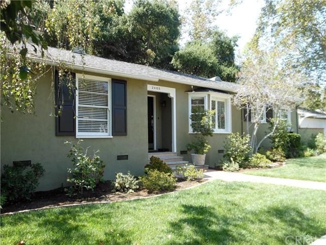 2405 Sylvan Ln, Glendale, CA 91208
