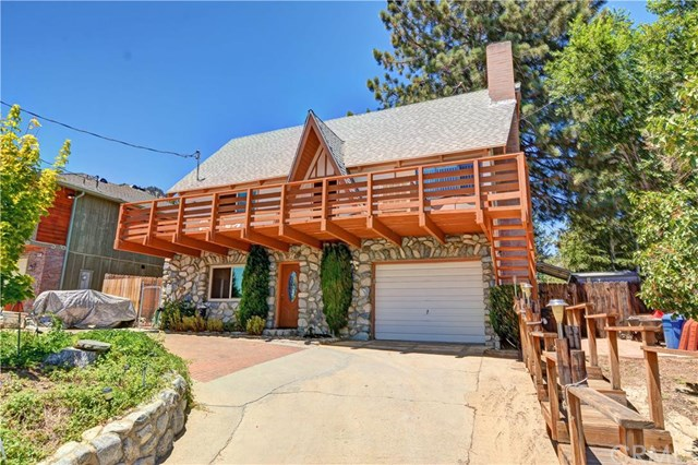 5498 Summit Drive, Wrightwood, CA 92397