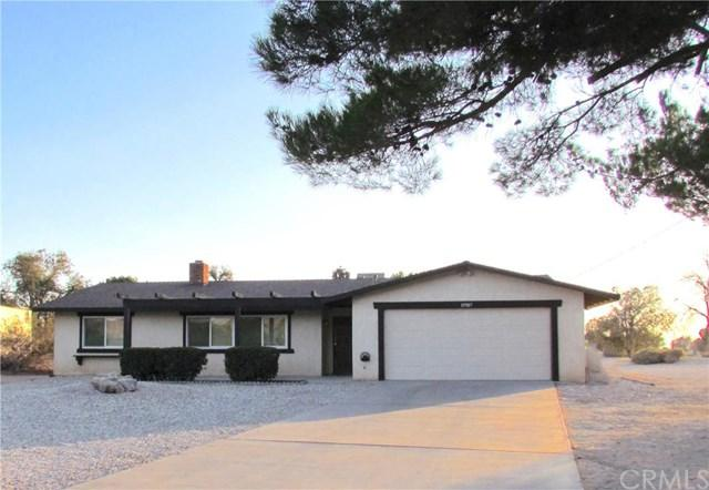 19987 Crow Rd, Apple Valley, CA 92307