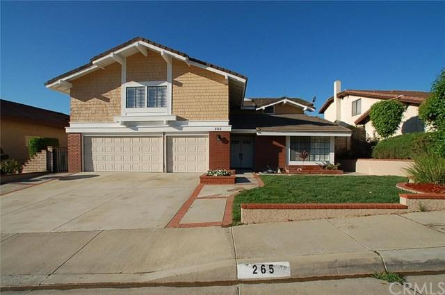 265 Amberwood Dr, Walnut, CA 91789