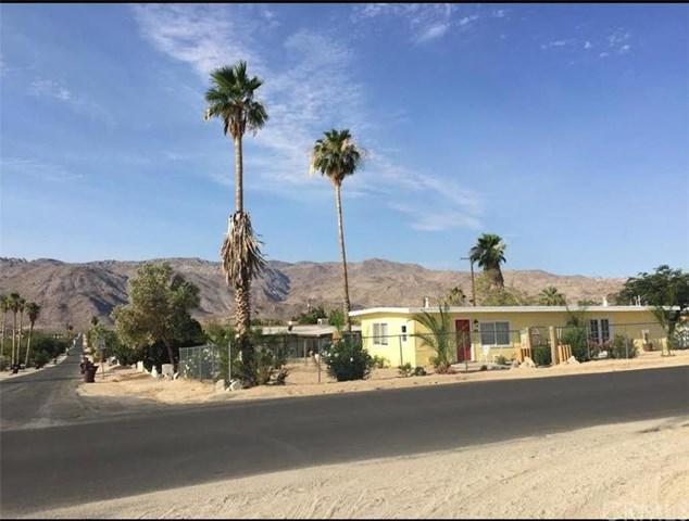 72051 Sunnyslope Drive, 29 Palms, CA 92277