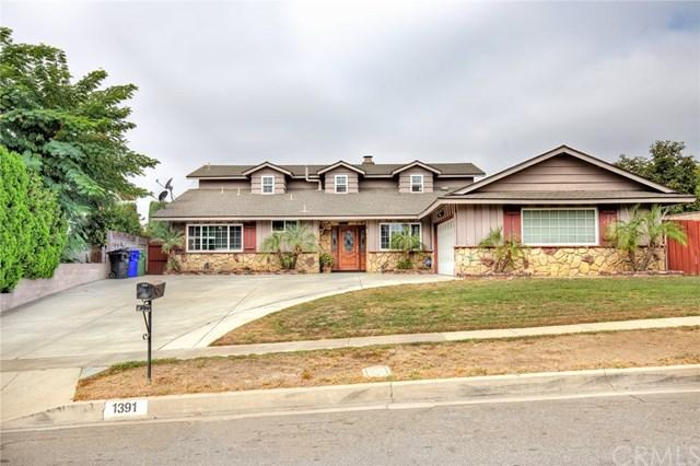 1391 Edgefield St, Upland, CA 91786