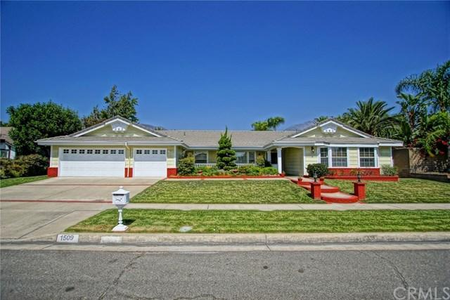 1509 Hillcrest St, Upland, CA 91784