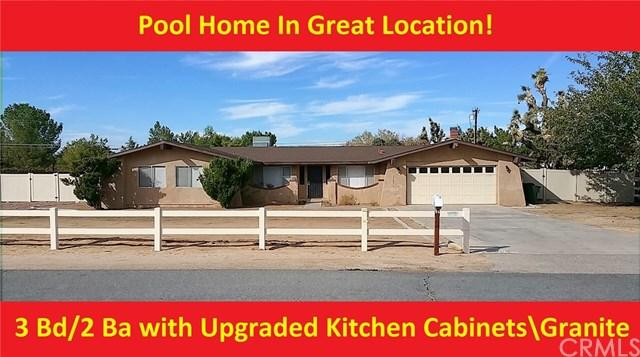 20216 Osseo Rd, Apple Valley, CA 92308