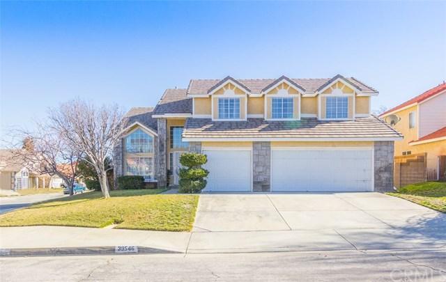 39546 Vicker Way, Palmdale, CA 93551