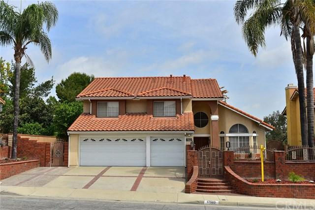 17603 Calle Barcelona, Rowland Heights, CA 91748