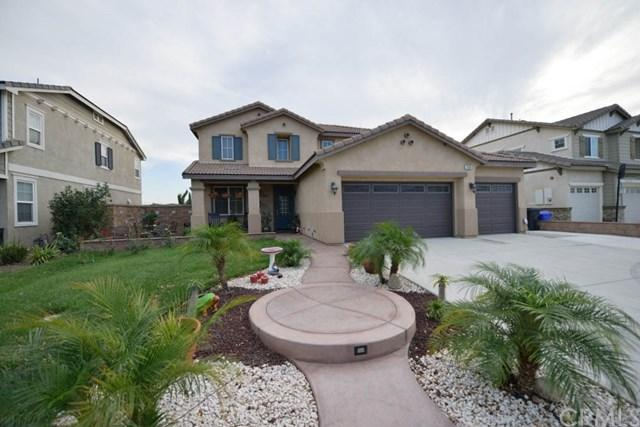 15955 Allison Way, Fontana, CA 92336