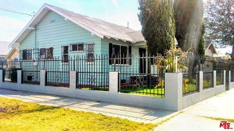 5500 Denker Ave, Los Angeles, CA 90062