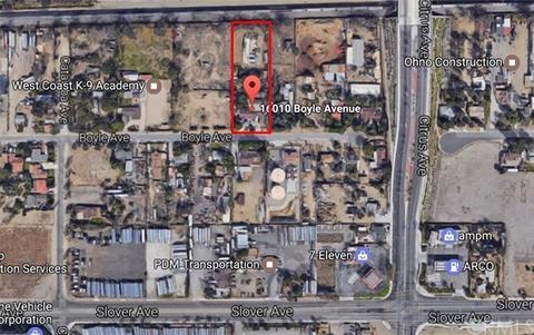 16010 Boyle Ave, Fontana, CA 92337