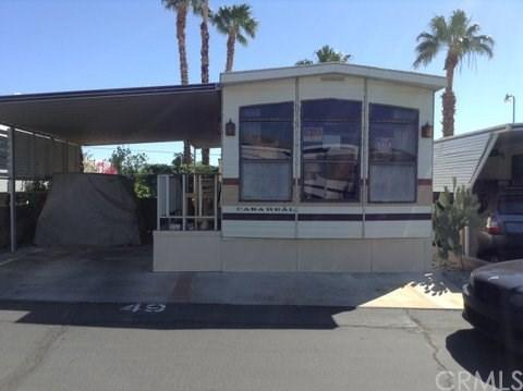 70205 Dillon #49, Desert Hot Springs, CA 92240