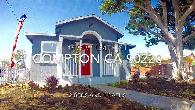 1497 W 154th St, Compton, CA 90220