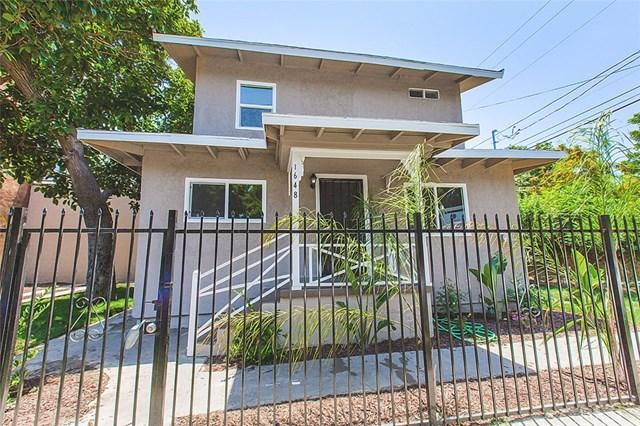 1648 E 57th St, Los Angeles, CA 90011