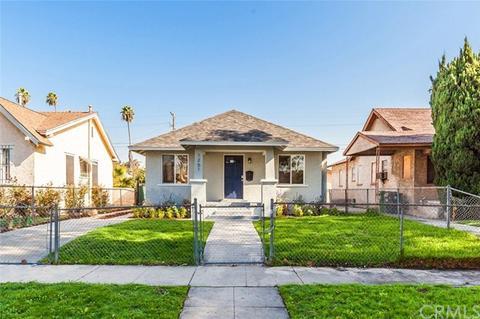 1251 W 71st St, Los Angeles, CA 90044