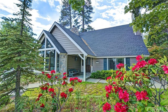 27965 Matterhorn Drive, Lake Arrowhead, CA 92352