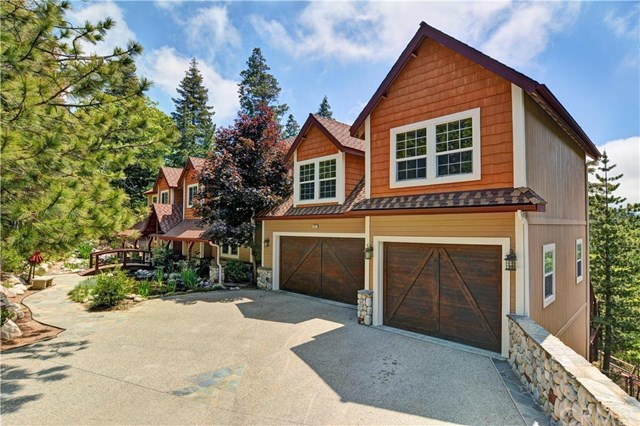 191 Cypress Drive, Lake Arrowhead, CA 92352