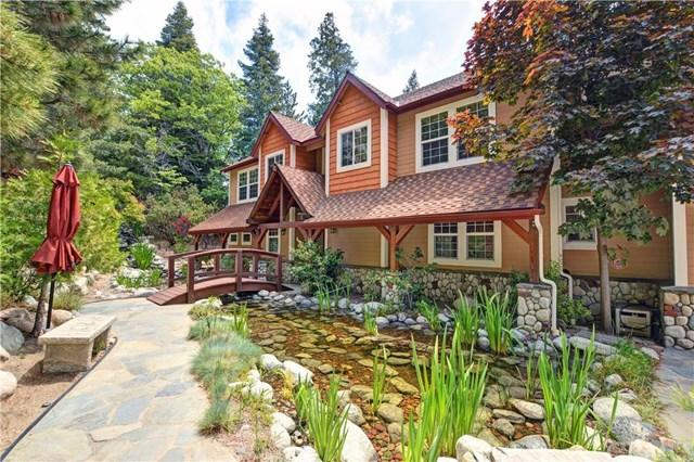 191 Cypress Dr, Lake Arrowhead, CA 92352
